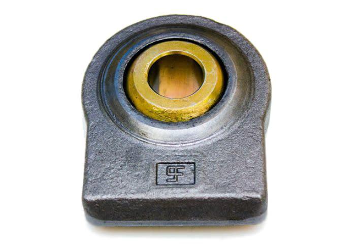 Rótula Furo Ø30mm x 127mm x 90mm - Braço do Levante DQ37899 - Mod. 6600 / 7500 - Cód. Sulmatre: 056.350