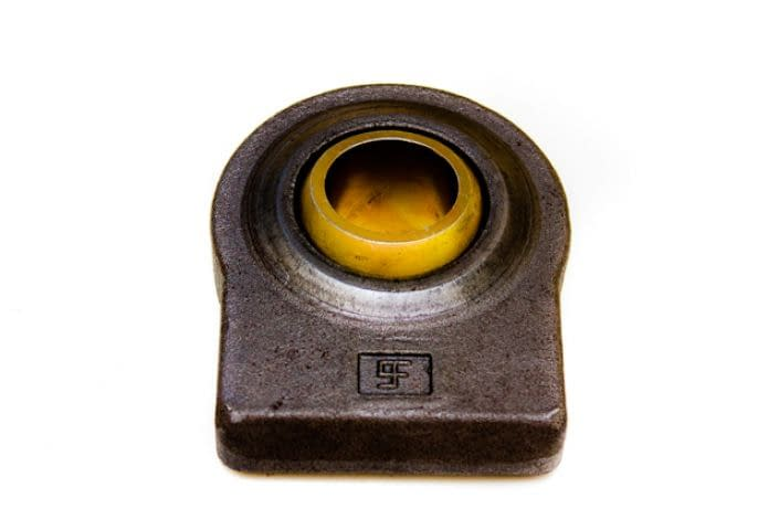 Rótula Furo Ø37mm x 127mm x 90mm Prolongada Reforçada - Ref.: Conj. 82.019.022 - TM 135 / 150 / 180 / TS 110 - Cód. Sulmatre: 056.390