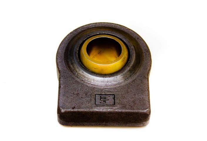 Rótula Furo Ø37mm x 127mm x 90mm Prolongada Reforçada - Cód. Sulmatre: 056.390