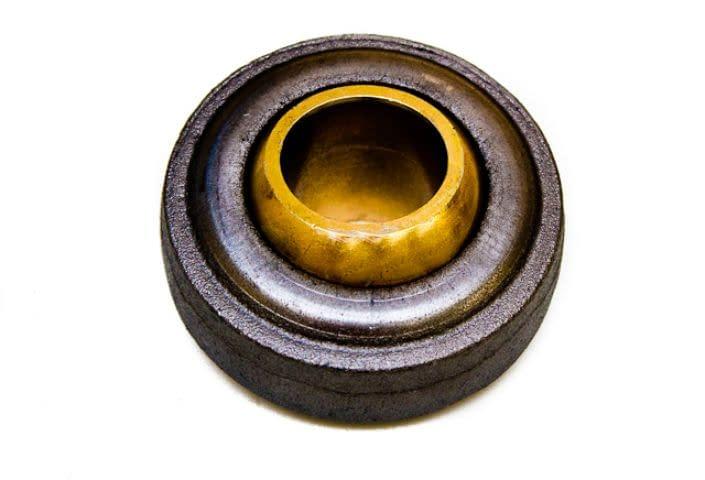 Rótula Furo Ø37mm x 90mm Reforçada Região de Solda 25mm - Cód. Sulmatre: 056.620
