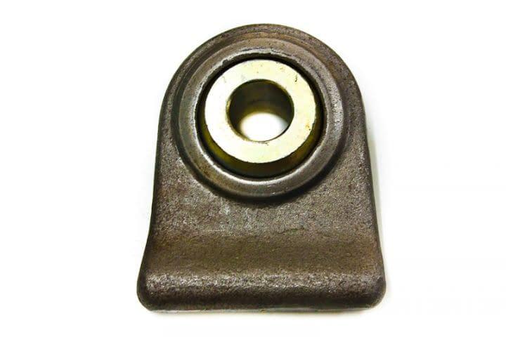 Rótula Furo Ø25mm Prolongada Curva - Ref.: 829.92.415 - TL 55E / 75E / 95E - Cód. Sulmatre: 056.250