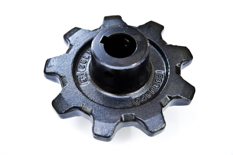 Engrenagem do Elevador Furo Ø25mm (Forjada) - Ref.: 421216 / 823413 - Cód. Sulmatre: 052.021