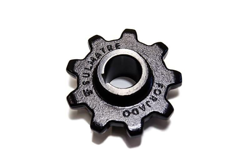 Engrenagem Elev. Grãos (Forjada) - Ref.:87324981 - Maq. CR5080 - Cód. Sulmatre: 052.111