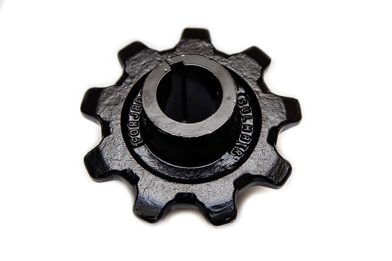 Engrenagem do Elevador Furo Ø35mm (Forjada) - Ref.: 84981028 / 87724884 - CS660-TC5090 - Cód. Sulmatre: 052.023