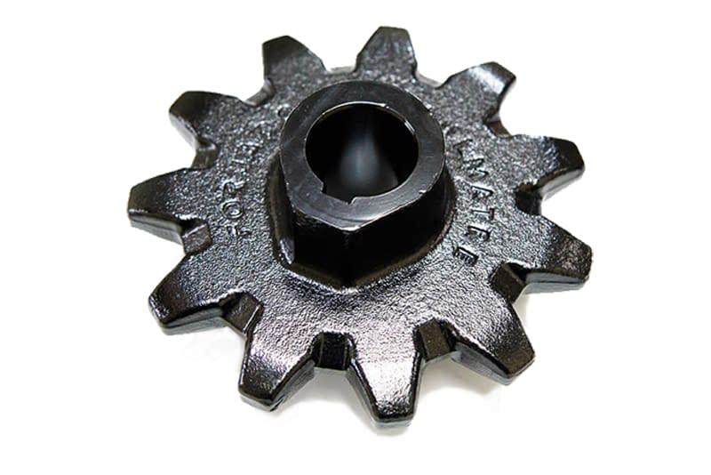 Engrenagem Elev. Grãos (Forjada) - Ref.: 84437648 - Maq. CR6080 / 9060 / 9090 - Cód. Sulmatre: 052.121
