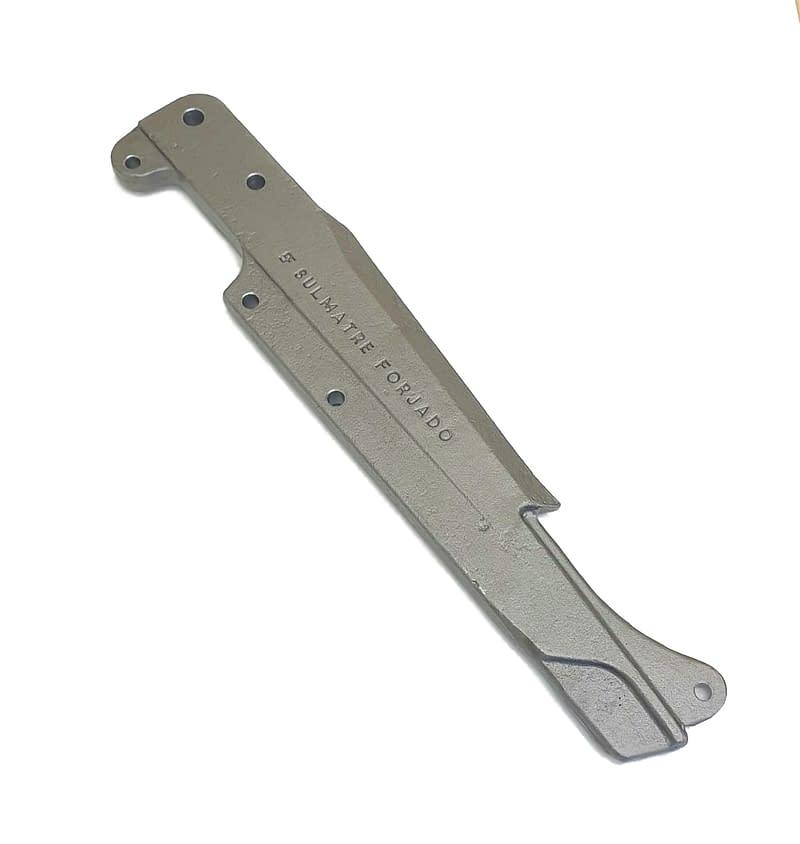 Haste do Sulcador em Aço Forjado com Tratamento Térmico- Ref.: CQ65160 Cód. Sulmatre 207.013
